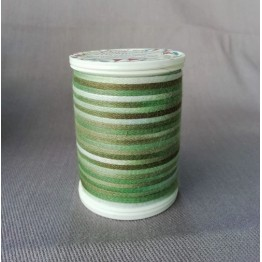 Braid 45m - Green to Tan