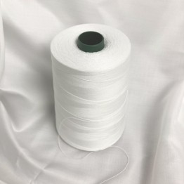 Thread White - Sewpure Tex 40 - 5000m