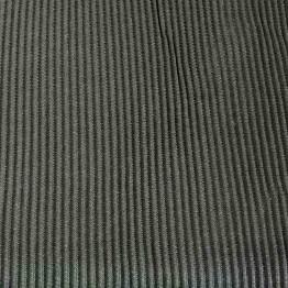 Linen Rib - Olive Green