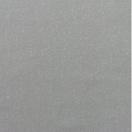 Single Jersey Dots Grey