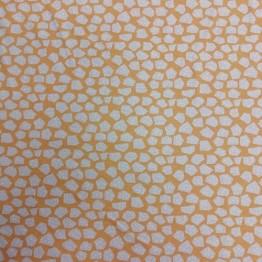 Single Jersey Giraffe Orange