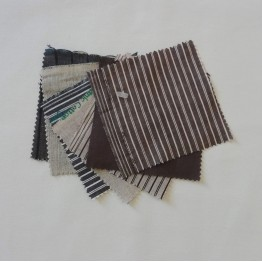 Sample Crossweave Browns & Blacks