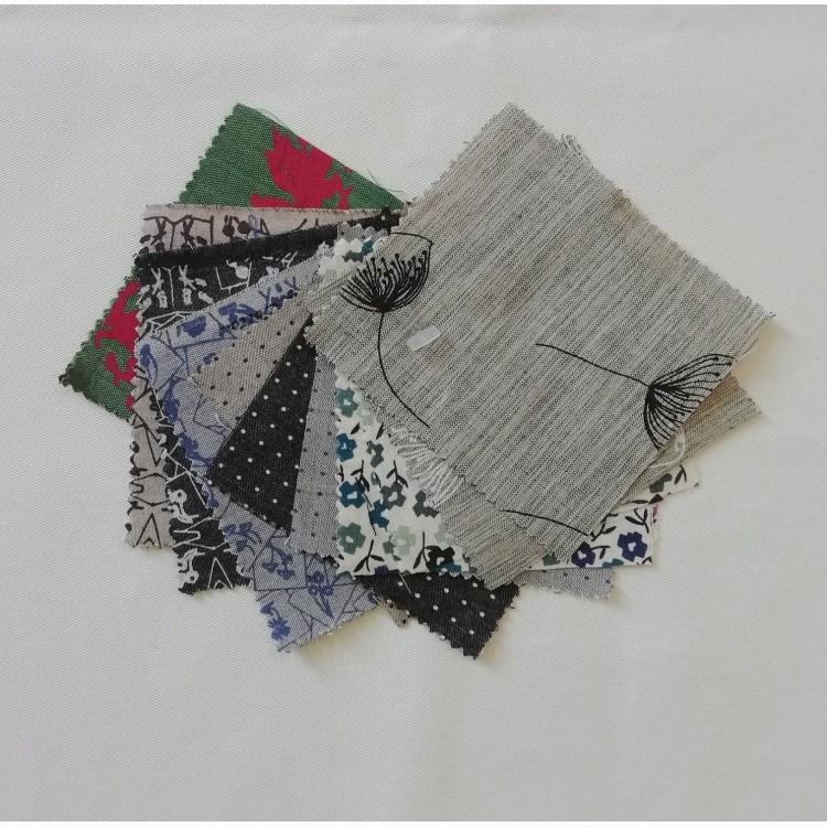 Sample Crossweave Prints
