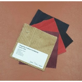 Corduroy - Fabric Samples