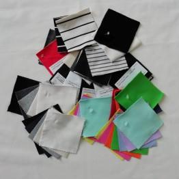 Sample Set Stretchy (All plain jerseys and fleece fabrics)