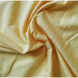 Single Jersey - Lemon Yellow