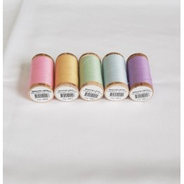 Thread - Pack Scanfil 300yds Pastels