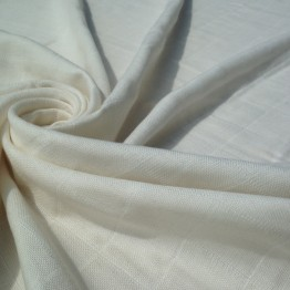 Doublecloth Large Square Bamboo and Organic Cotton