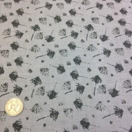 Crossweave Scratch Funky Prints - Stone Seeds