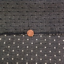 Crossweave Spot - Black