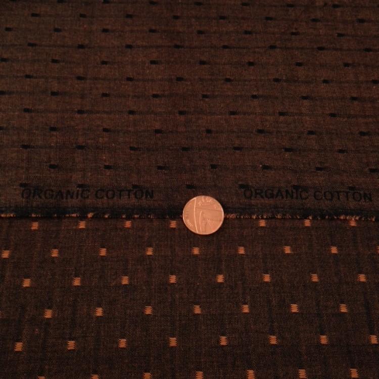 Crossweave Spot - Mocha