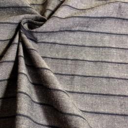 Crossweave - Stripe Raised Black