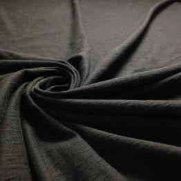 Slub Jersey Black