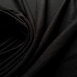 Jersey Bamboo Black