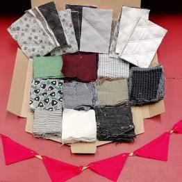 Craft Squares Pack Offer Inc. UK Postage