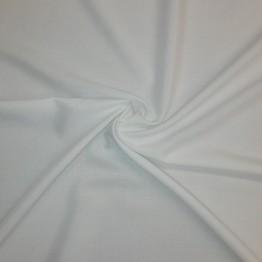 Bamboo Drape - White