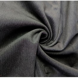 Corduroy Black Needlecord