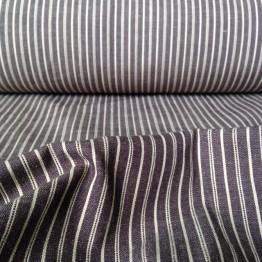 Crossweave - Stripe Brown