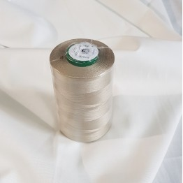 Thread 4825 Cone Neutral Beige 5000m - Scanfil