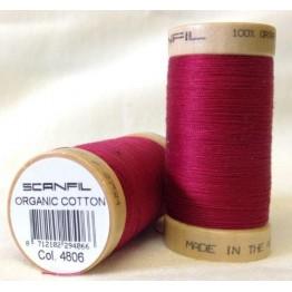 Thread 4806 Burgundy - Scanfil 300yds