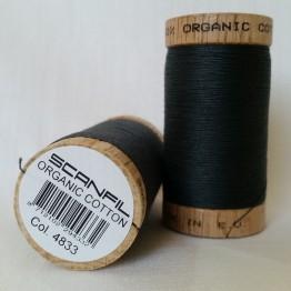 Thread 4833 Charcoal Grey - Scanfil 300yds