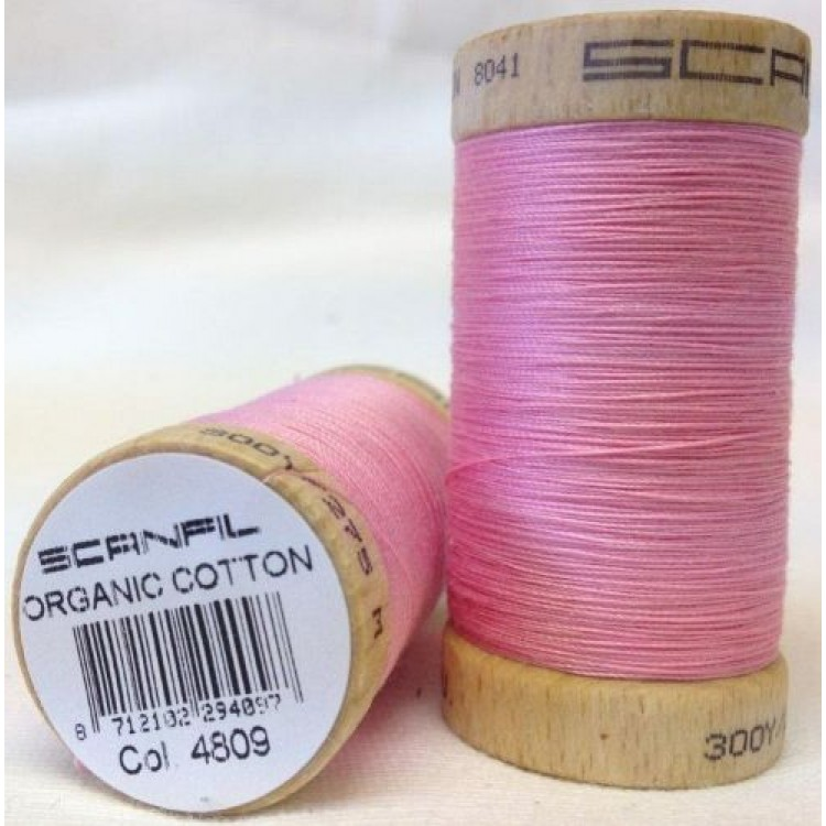 Thread 4809 Pink - Scanfil 300yds